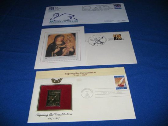 First Day Issues Stamps