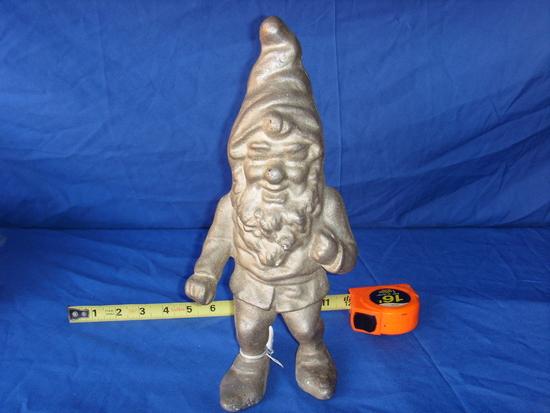Metal gnome