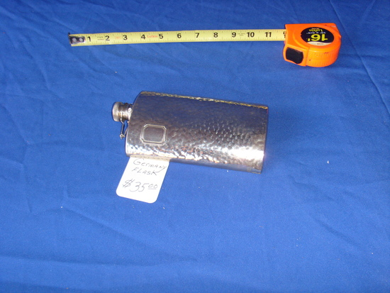 Metal flask (Germany)