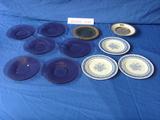 11 plates