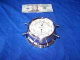Vintage Airguide weather gauge