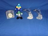 4 pieces decorator items