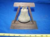 Rare bronze bell