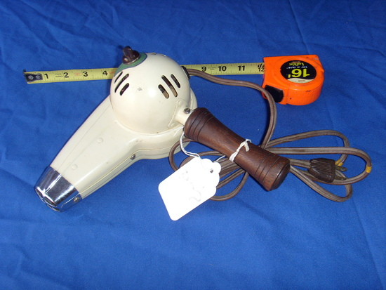 Hairdryer - blower 7.5 X4 .5 X8