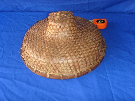 Handwoven hat