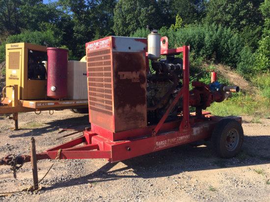 Barco/Cornell  3HA-EM16-3-RD Pump