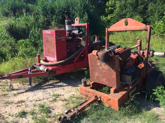 Pioneer/Cornell SC53 C11L Pump