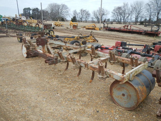 15' CHISEL PLOW,  3 POINT