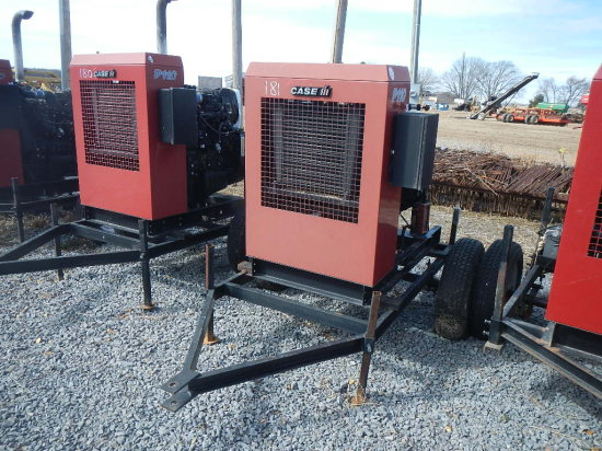 CASE/IH P110 POWER UNIT, 6452 HRS  TRAILER MOUNTED S# 22381