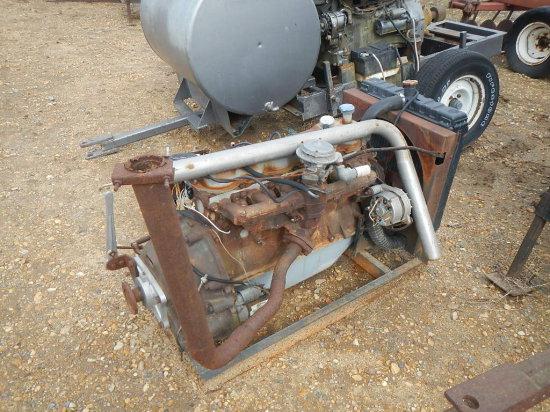 FORD 6 CYLINDER POWER UNIT  PROPANE ENGINE