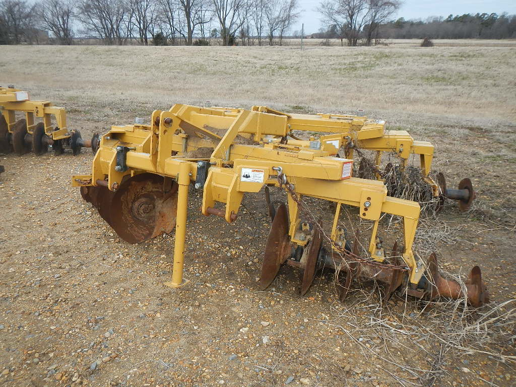 ROME 12 BLADE - TANDEM LEVEE DISC S# TPW-12B1-235