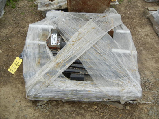 PALLET OF NORDCO SPIKER PARTS