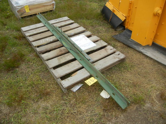 PALLET WITH KNOX KERSHAW  MODEL 85 AND Z-BAR MODEL 850 PARTS