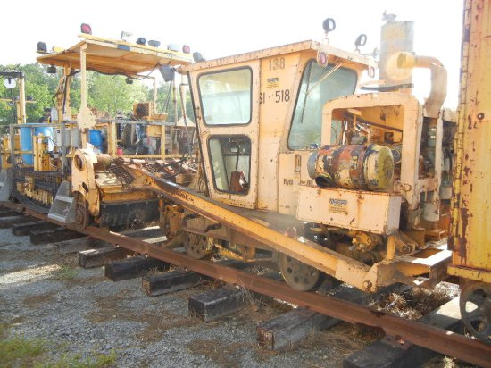 FAIRMONT W87 ROTARY SCARIFIER   LOAD OUT FEE: $150.00 C# SI518
