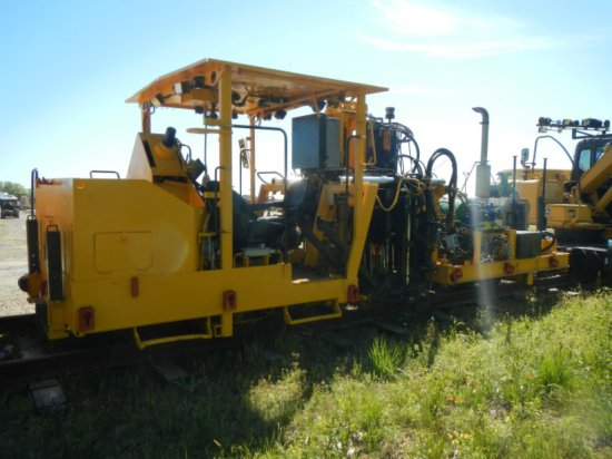 2002 NORDCO MODEL C SPIKER,  JOHN DEERE DIESEL LOAD OUT FEE: $250.00 S# 410
