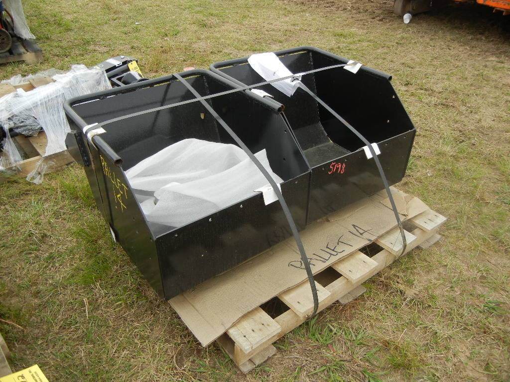 PALLET WITH (2) 17630009 SPIKE BINS