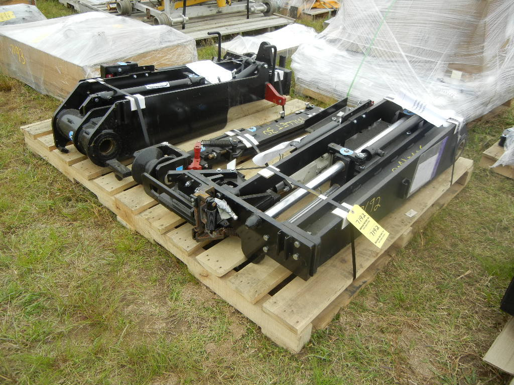 "PALLET WITH (2) #2 GUNS, CX-3""  AND GUIDE ROLLER REPLACEMENT"