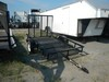 2017 CARRY-ON TAG TRAILER,  5' X 8', SINGLE AXLE, TAILGATE RAMP S# 089827