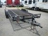 TUG MANUFACTURING 18' CAR HAULING TRAILER,  BUMPER PULL, TANDEM AXLE, ELECT