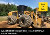 Wilson Brothers Lumber - Selling Surplus