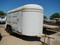 SHOPBUILT ENCLOSED TRAILER,  14', SWING DOOR, TANDEM AXLE, SINGLE TIRE S# N