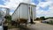 2001 CLEMENTS HL3762 END DUMP TRAILER,  70000 LB GVWR, 37', TANDEM AXLE, CE