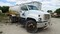 1998 GMC TOPKICK WATER TRUCK,  CATERPILLAR 3116 DIESEL, 6 SPEED, SINGLE AXL