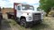 INTERNATIONAL S SERIES FLATBED TRUCK,  SINGLE AXLE, IH DIESEL, 5+2 SPEED, 2