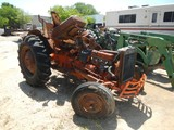 FORD 8N WHEEL TRACTOR,  (NOT RUNNING)