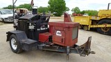 CIMLINE 105 ASPHALT-MELTER/APPLICATOR DIESEL,  PORTABLE, PINTLE HITCH