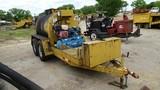 SEAL RITE SEAL COATING TRAILER SYSTEM,  TANDEM AXLE, AIR COMPRESSOR, WITH G