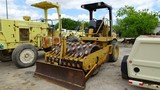 2003 CATERPILLAR CP-433E PADFOOT ROLLER, 2,149 hrs,  66