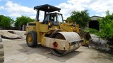 1998 CATERPILLAR CS-433C VIBRATORY SMOOTH DRUM ROLLER, 1,690 hrs,  CANOPY S