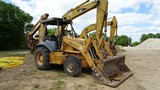 1997 CASE 580 SUPER L LOADER BACKHOE,  4X4,CANOPY S# JJG0202936