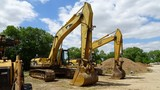 2001 CATERPILLAR 330B HYDRAULIC EXCAVATOR, 2,269 hrs,  CAB, AC, S# CAT0330B