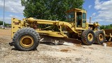 CATERPILLAR 16 MOTOR GRADER,  CAB, ALL HYDRAULICS, 23.5-25 TIRES