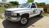 1995 DODGE RAM 2500 PICKUP TRUCK,  CUMMINS DIESEL, AUTOMATIC S# 1B7KC26C5SS