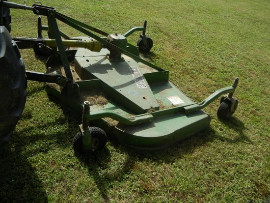 FRONTIER GM1084R FINISHING MOWER,  7', 3 POINT, PTO