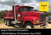 Lang & Mitchell Contractors/Retirement Auction
