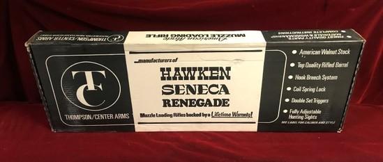 Hawken Seneca Renegade  50 Cal Muzzleloader – NIB W Paper