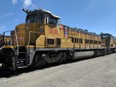 UNION PACIFIC LOCOMOTIVE AUCTION