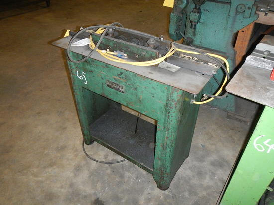 LOCKFORMER DIE FORMING MACHINE S# 14645