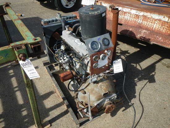 FORD 6 CYL NATURAL GAS POWER UNIT