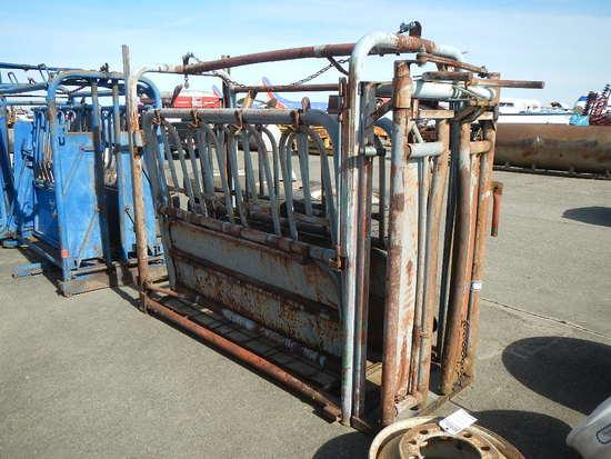 CHEVROLET V8 NATURAL GAS POWER UNIT