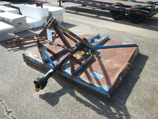FORD 951 ROTARY CUTTER  6FT, 3PT WITH DRIVE SHAFT