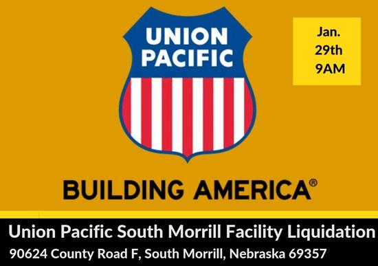 UNION PACIFIC SOUTH MORRILL FACILITY LIQUIDATION