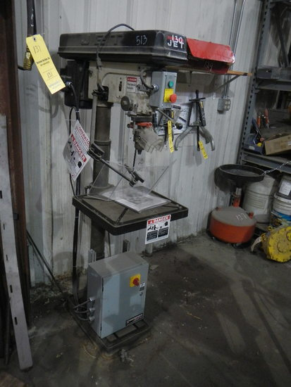 JET DRILL PRESS   LOAD OUT FEE: $5.00