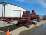 2012 TRAIL KING 75 TON DOUBLE SCHNABEL,  FRONT & REAR POWER TOWER, REMOTE C