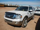2012 FORD EXPEDITION KING RANCH SUV, 174k+ miles  4X4, V8 GAS, AT, PS, AC,