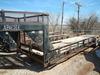 2004 APACHE 30' LOWBOY GOOSENECK TRAILER,  13,000 LB GVWR, TANDEM AXLES WIT